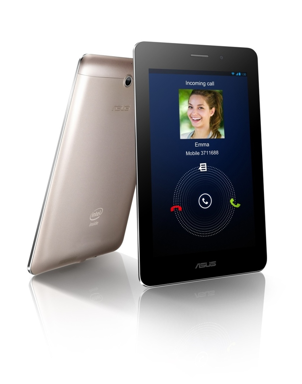 ASUS and Intel Launch the 7-inch ASUS Fonepad™ with 3G Mobile Data and Voice-Calling in India