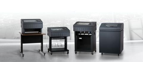 Printronix Expands Advantages of Line Matrix Printing over Laser