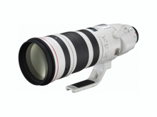 Canon Super Telephoto Zoom lens with built-in 1.4x extender