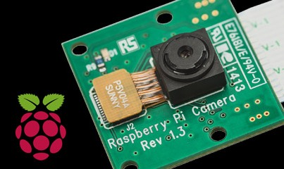 Raspberry Pi camera module now shipping from RS Components