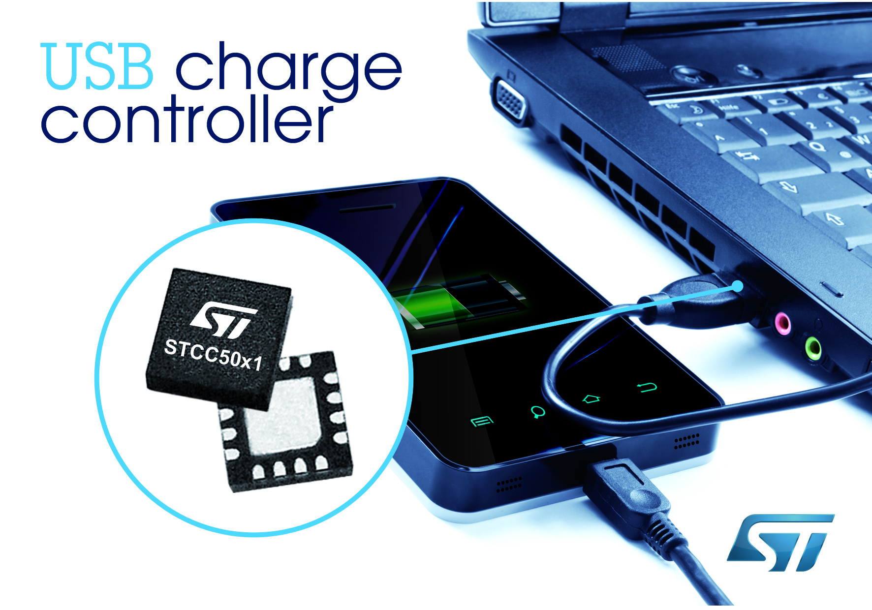 Charging Mobile Devices from Shutdown PCs Becomes Reality with Unique USB Chips