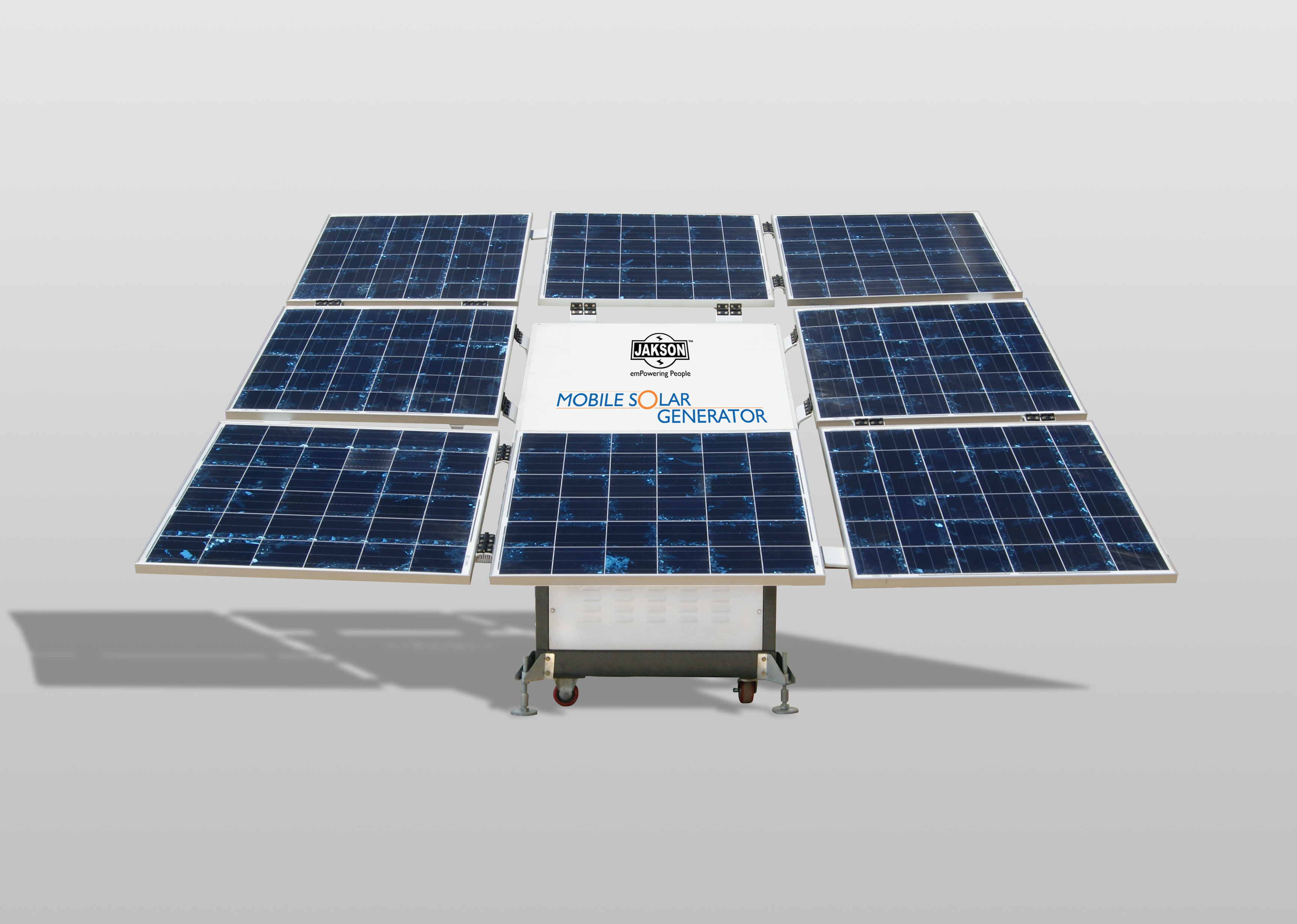 Jakson Power Solutions Launches Solar Powered Products