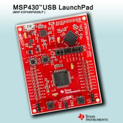 Plug-and-play: New low-cost MSP430™ USB LaunchPad and NFC BoosterPack