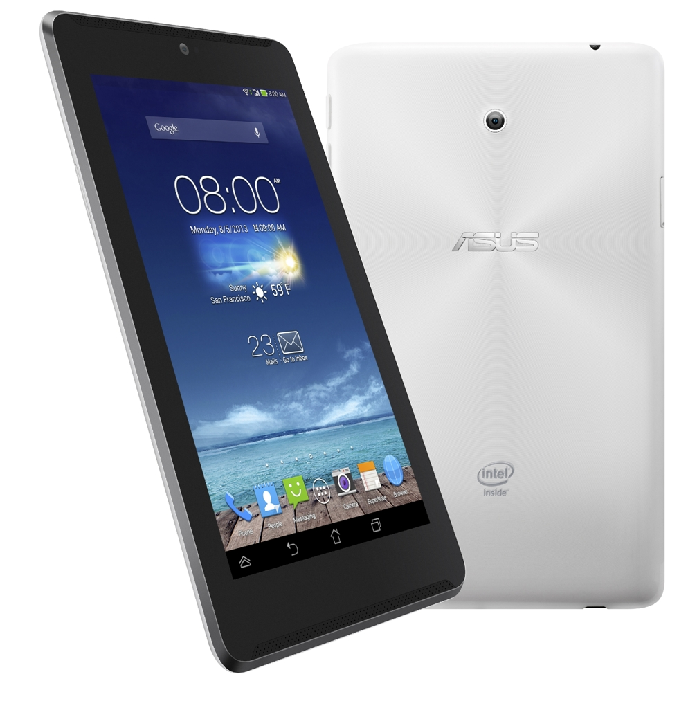 ASUS transforms Mobile Computing; announces the Ultraportable Transformer Book T100 & the Next-Generation Fonepad 7