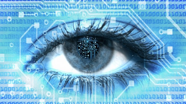 LED Contact Lenses for your Eye