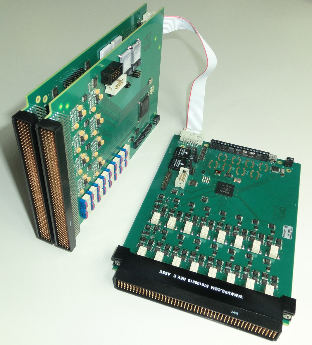 New Module Kit for parallel Test and Programming in Gang Applications