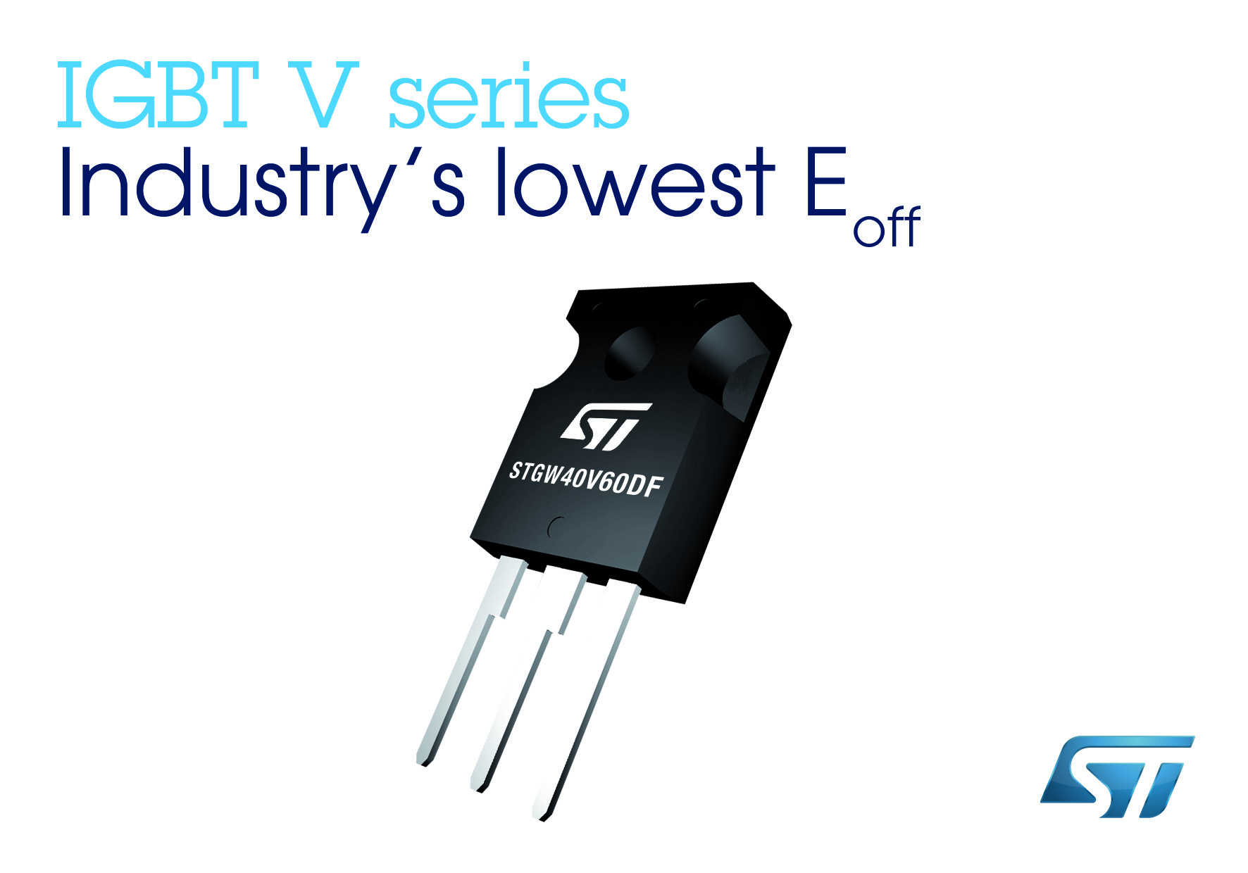 """Tail-less"" 600V IGBTs from STMicroelectronics Break Through Power-Design"