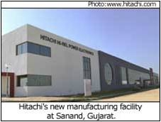 Hitachi plans to invest Rs. 4,700 crore in India