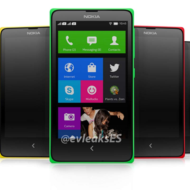 Meet Normandy: Nokia's alleged Android phone