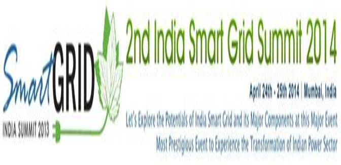 India Smart Grid Summit 2014