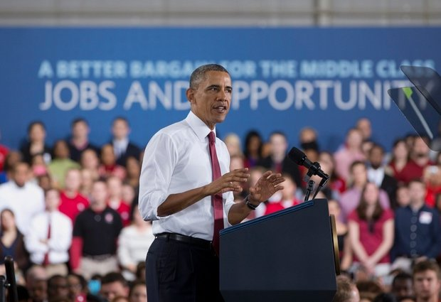 Obama announces Semiconductor Innovation Hub