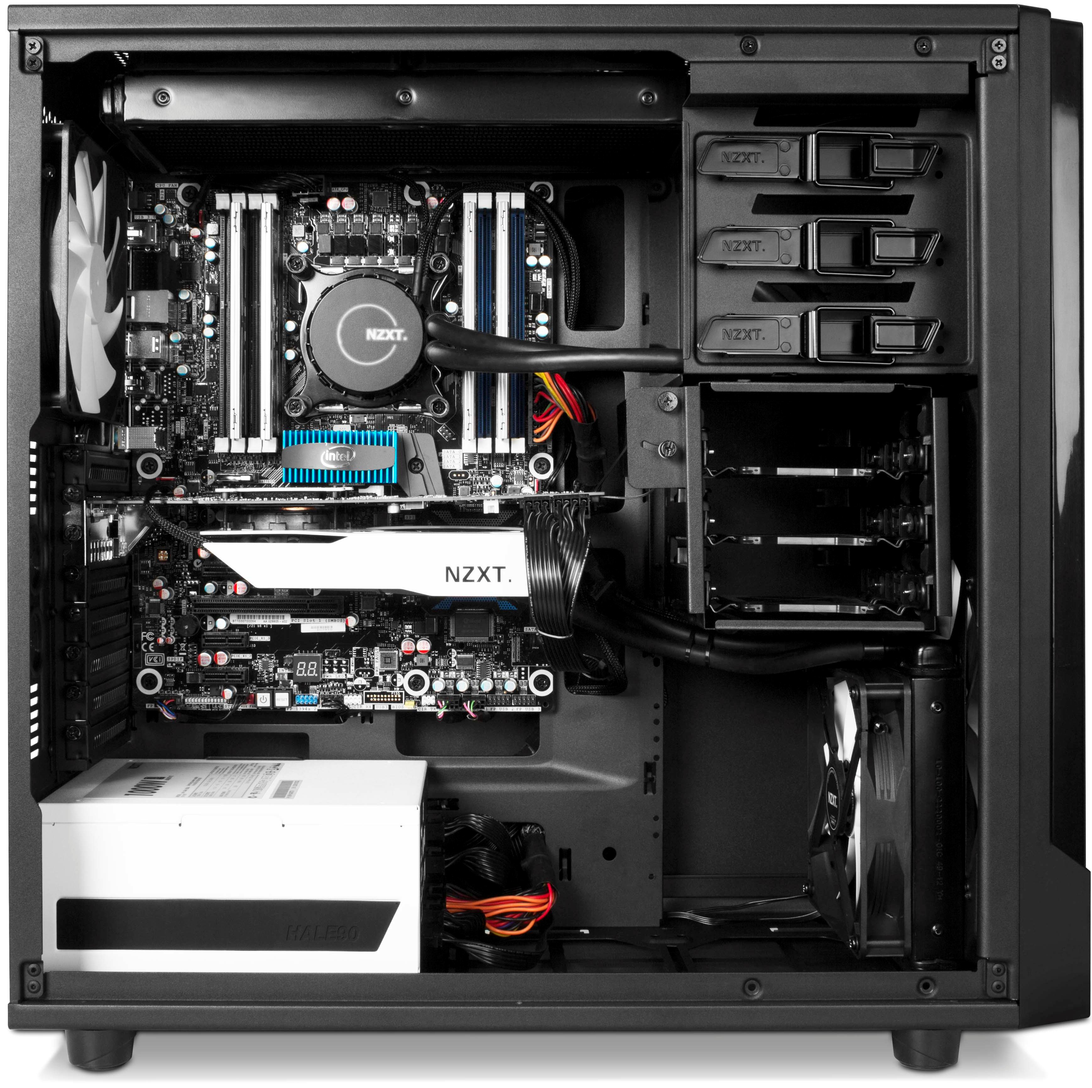NZXT Launches Source 530, Full-Tower Chassis for Gaming Enthusiasts