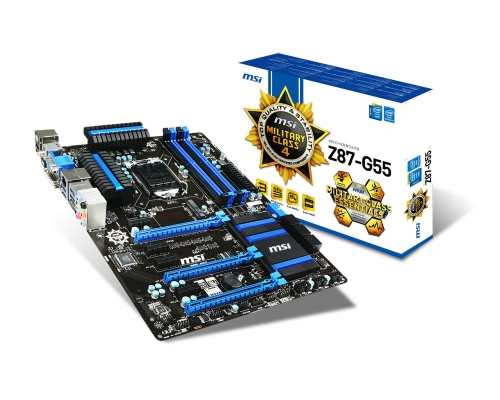 New MSI Motherboard for Gaming