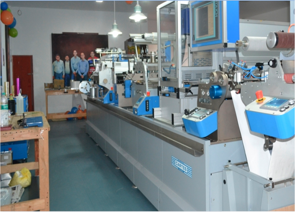 """Rajeswari Group Unveils its Technologically Advanced Printing Division """"38 Hundred Labels & Prints"""""""