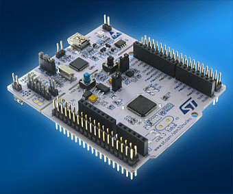 STMicroelectronics Nucleo Development Boards from Mouser Get to the Heart of Development