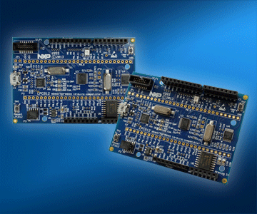 Get Creative with the Embedded Artists LPC800/LPC812 MAX Prototyping Board from Mouser