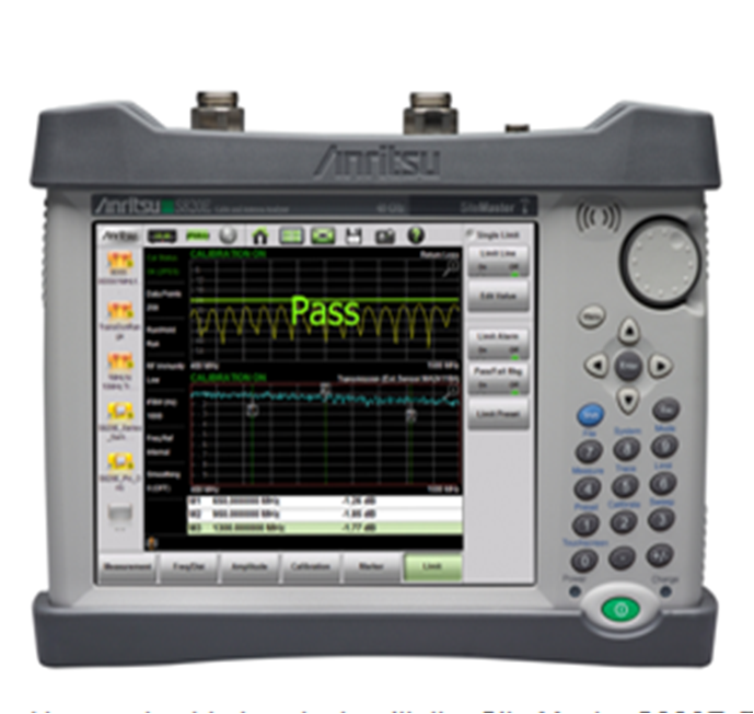 Anritsu Company Introduces World's First 40 GHz Handheld  Cable and Antenna Analyzer