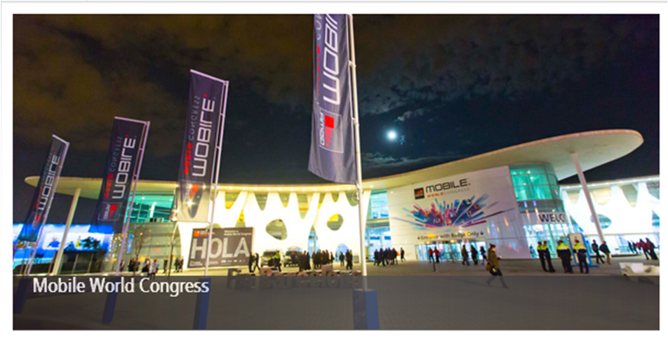 The GSMA Mobile World Congress is the place for mobile leaders to gather, collaborate and conduct business.