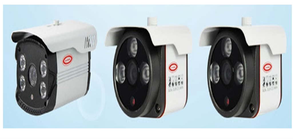 E-Vision Strengthens its Surveillance Range with the Launch of EVAR Cameras with Sony EFFIO 700TVL Technology