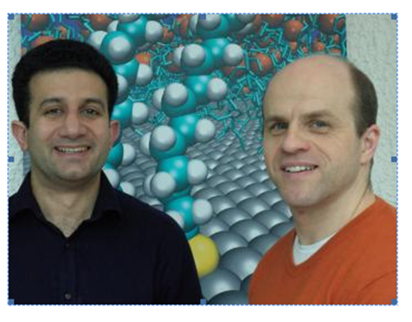 Tyndall researchers produce first ever atom-by-atom simulation of ALD nanoscale film growth