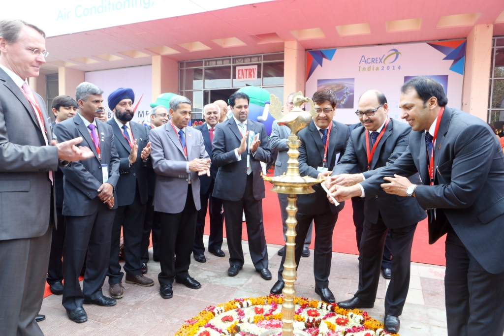 ACREX India 2014 looks to reduce India's Infrastructure carbon footprint by over 40%
