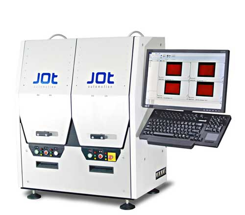 JOT Introduces a Scalable Vision Inspection for Verification of Various Display and Camera Functionalities
