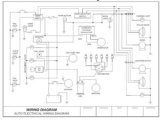 Automotive Wiring Diagram Drawing Software : Most popular circuit diagrams drawing tools electronics