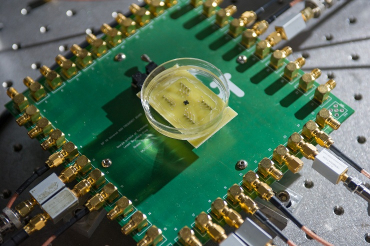 Chip to Provide 3D Images from Inside Heart and Blood Vessels
