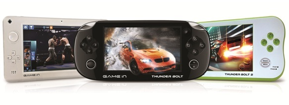 Mitashi GameIn ThunderBolt Series Android based Gaming Consoles Launched for youngsters, Pre-Loaded with EA & Disney games