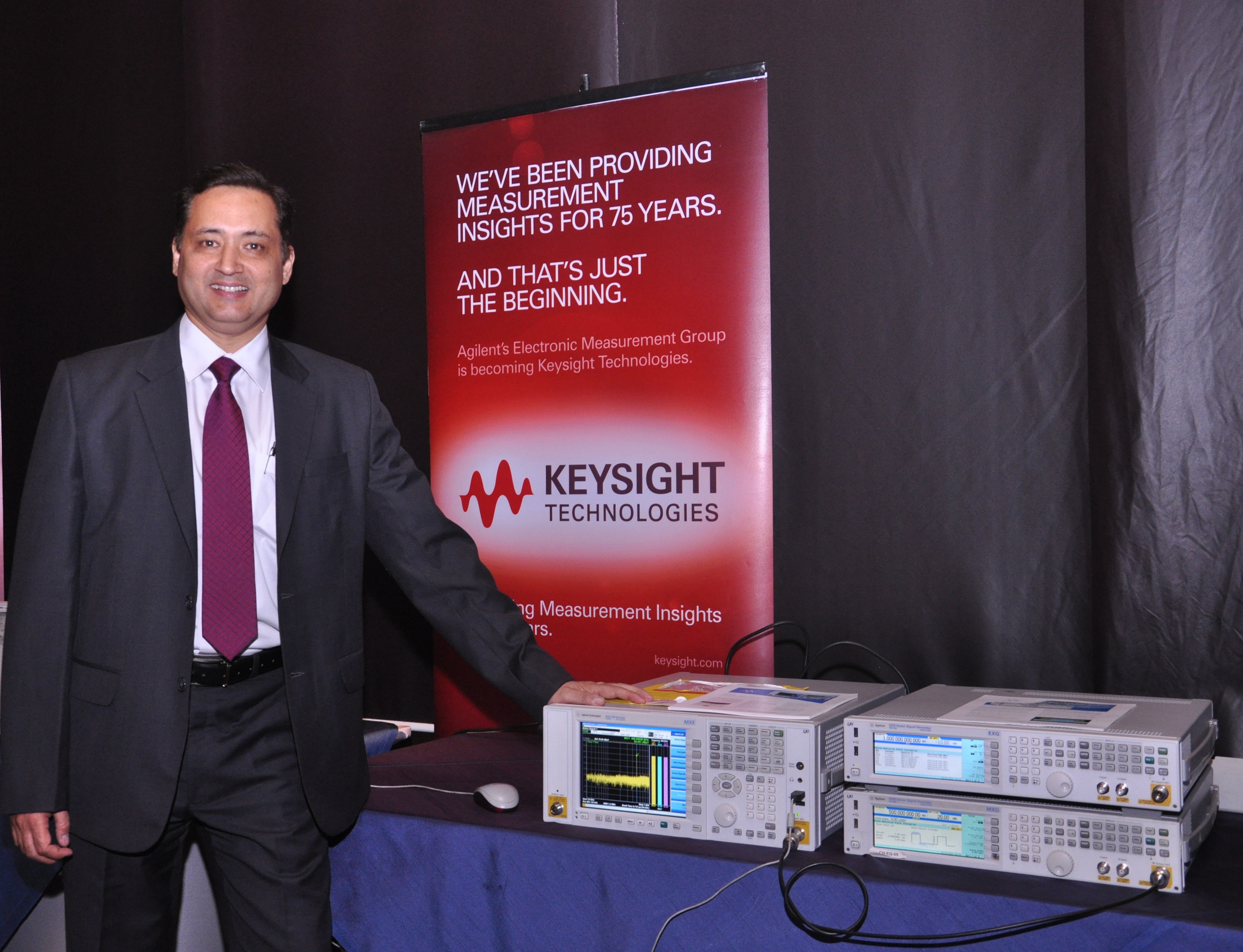Agilent Technologies strengthens Aerospace and Defense portfolio; reiterates continued focus on the sector with formation of Keysight Technologies