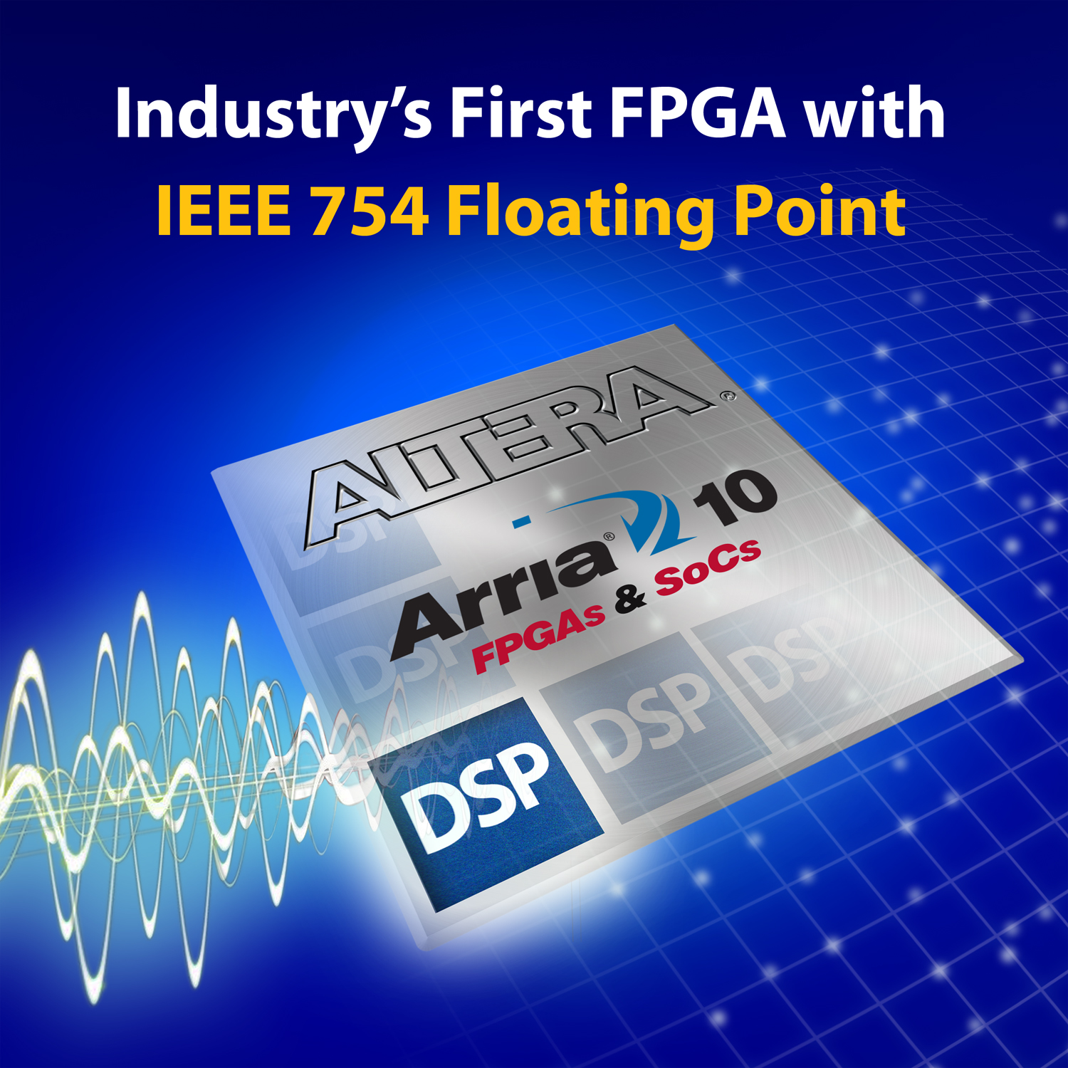 Altera Changes the Game for Floating Point DSP in FPGAs