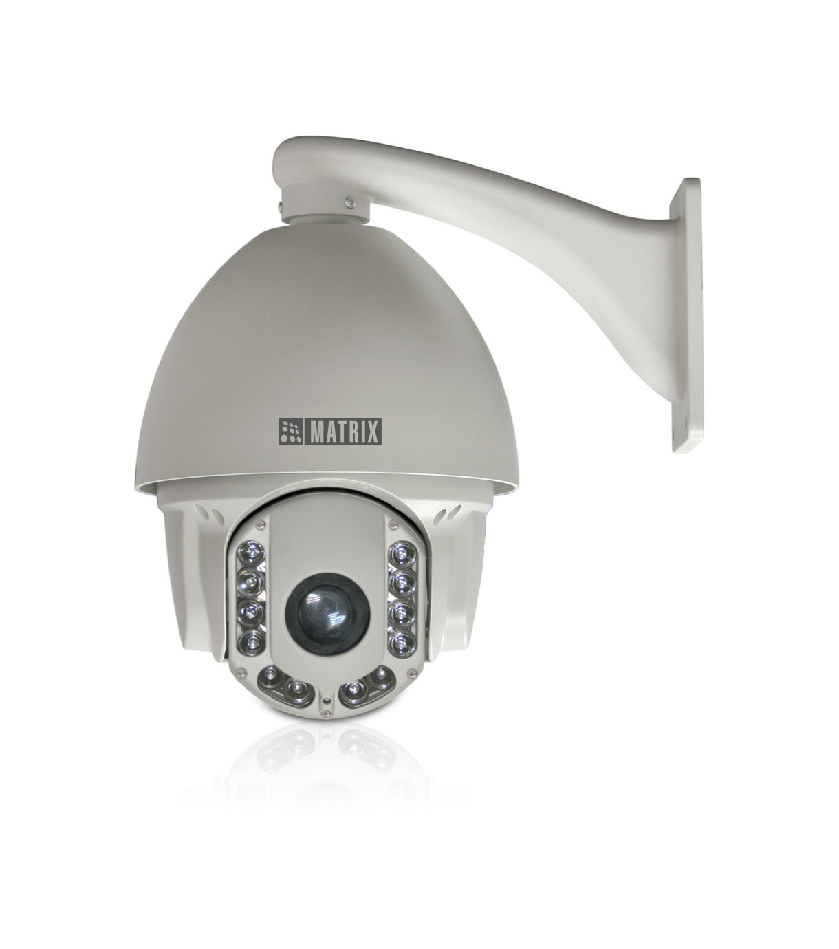 Matrix launched PTZ cameras