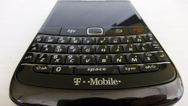 End of BlackBerry & T-Mobile War
