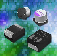 Panasonic's latest highly reliable and versatile polymer capacitor technologies now available through TTI, Inc.
