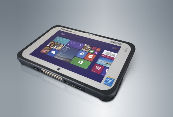 Panasonic Launches Value Version of Its 7 Inch Tablet FZ-M1 for Industry Workers Rugged Tablet