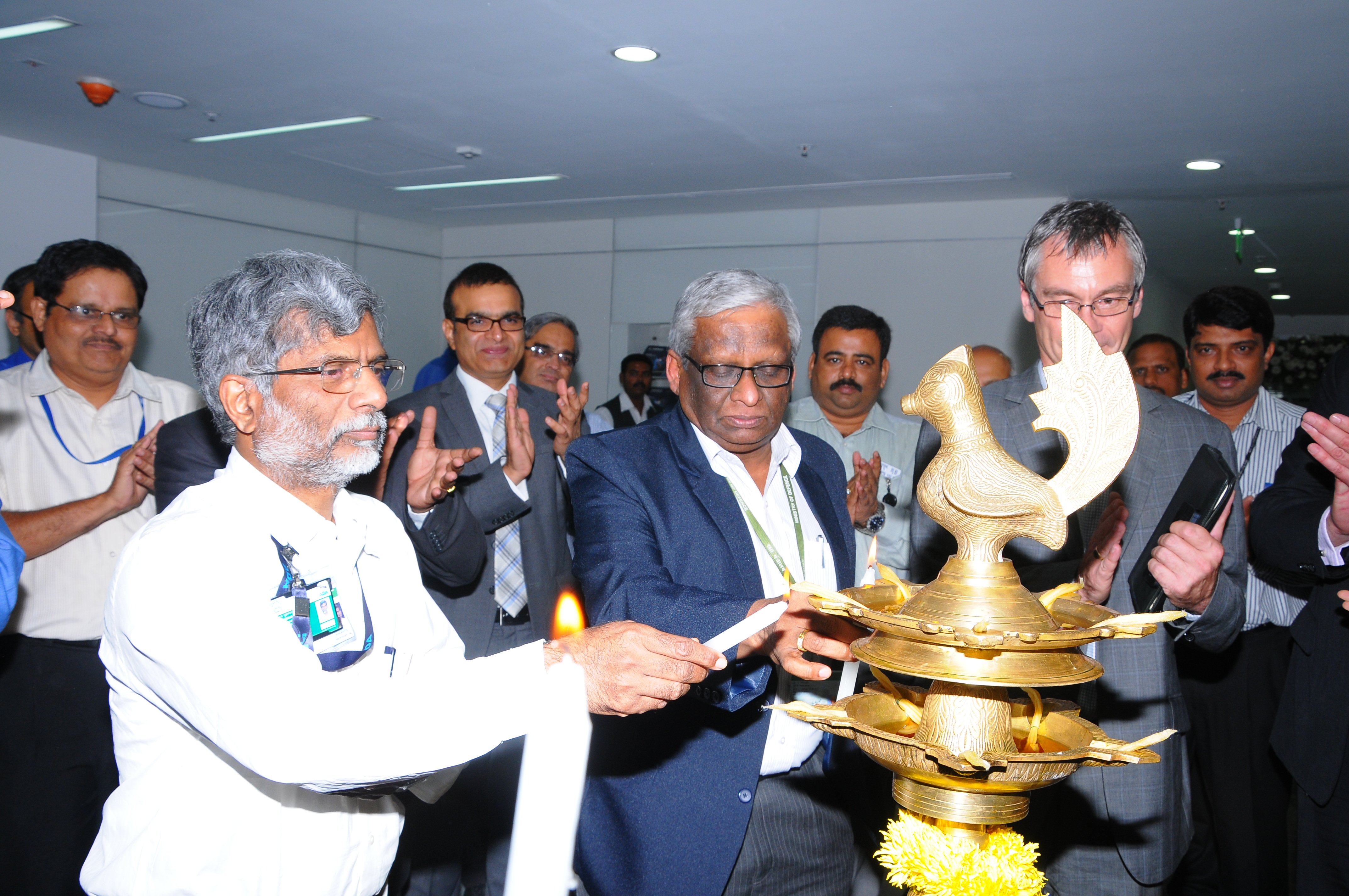 Dassault Systèmes inaugurates its new office premises in in Bengaluru