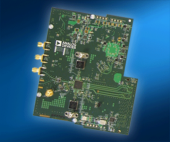 Mouser Stocking Analog Devices AD9680 ADC Evaluation Boards