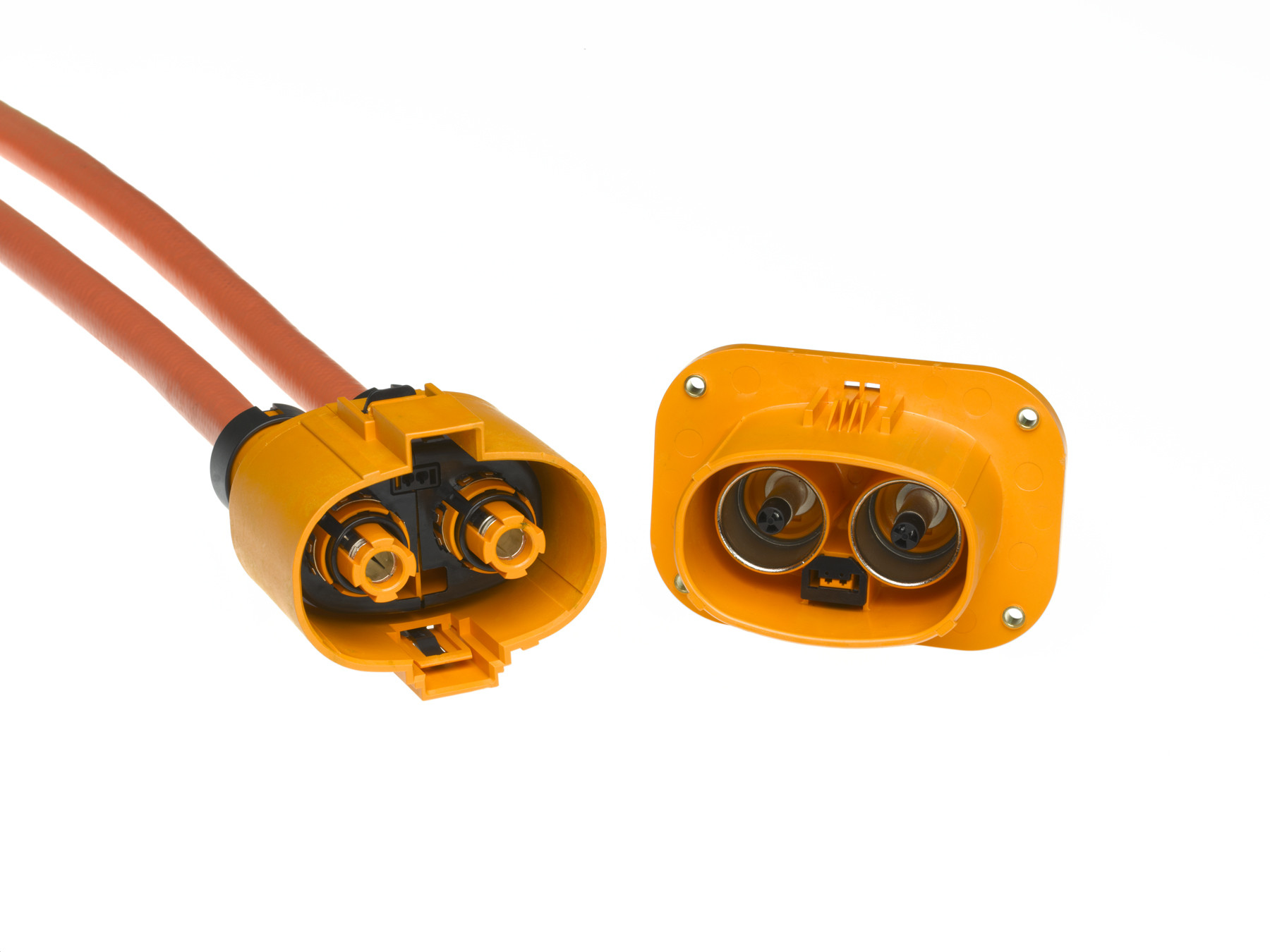 Molex Imperium™ High-Voltage/High-Current (HVHC) Connector System Meets the Commercial Vehicle Industry's Electrification Challenges
