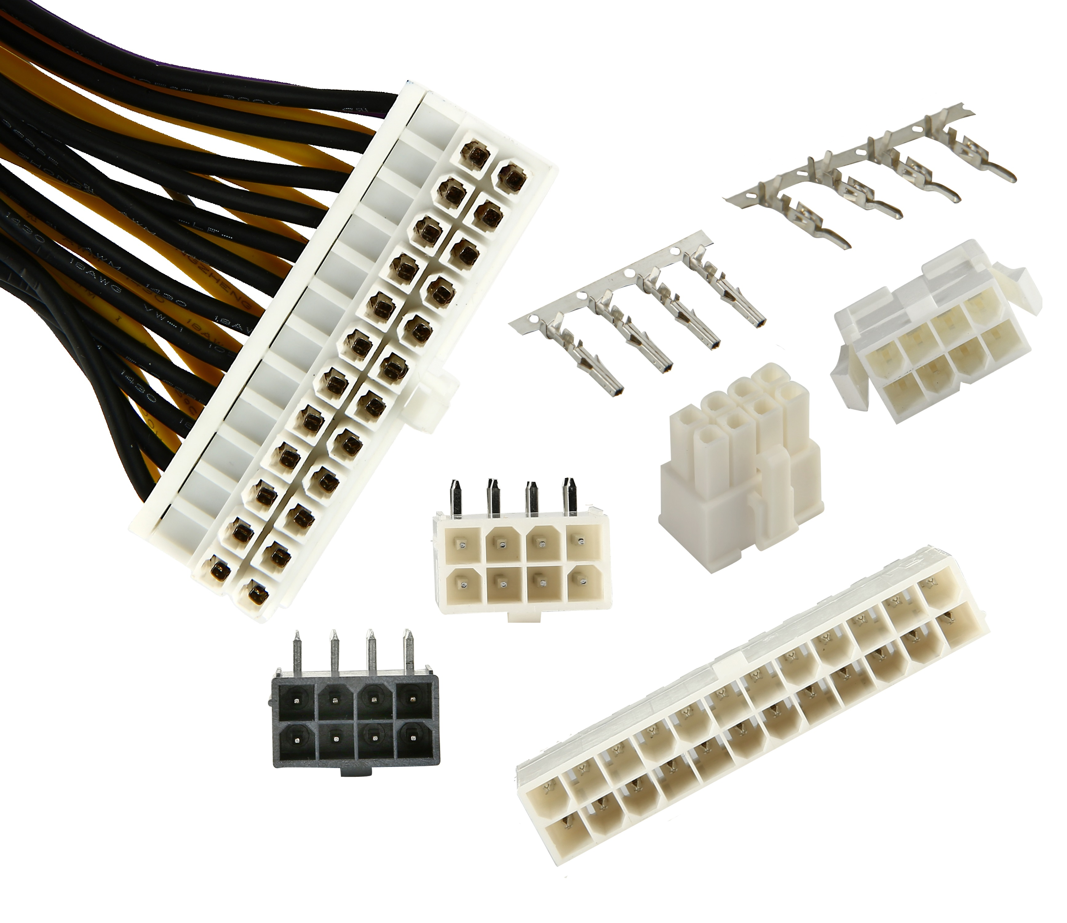 FCI Unveils Minitek Pwr™ 3.0 & Minitek Pwr™ 4.2  Wire-to-Board and Wire-to-Wire Connectors