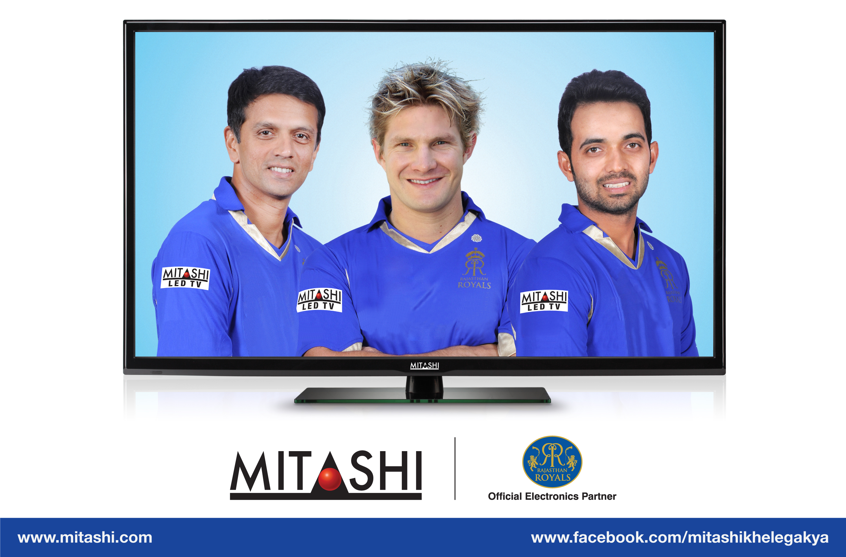 Mitashi launches 65″ Full HD LED, the Ultimate  Television for the Ultimate Fan
