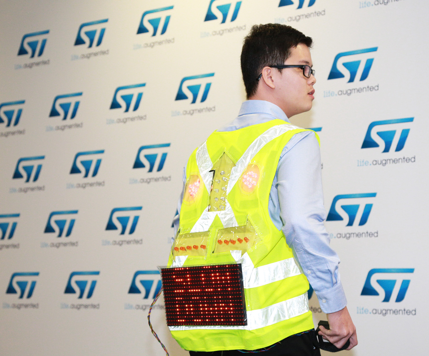 STMicroelectronics Nurtures Young Talent in Smart Sensor Technology