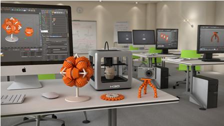 UMD Alumni Hatch Sub-$300 Consumer 3D Printer, Raise $3.3 Million on Kickstarter