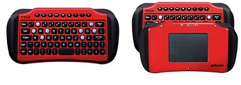 Control Smart TV and PC with Astrum Elete Tpad Mini Touchpad Keyboard