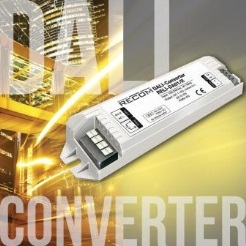 Recom signal converter for dali controlled LED lighting