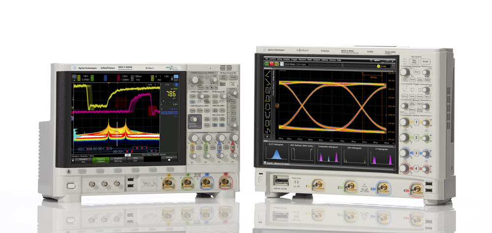 Agilent Technologies Introduces Two Portable Oscilloscope Families That Set New Standards in Price/Performance, Measurement Accuracy