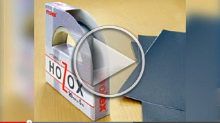 Molex HOZOX EMI Absorption Sheets and  Tape from Mouser Electronics