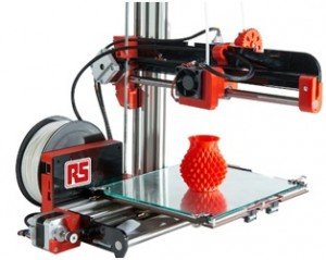 RepRapPro-Ormerod 3D Printer available from RS Components
