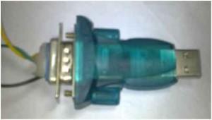 Fig 12. RS 232 Converter
