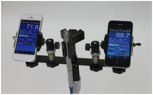 Smartphone Sound Measurement Apps