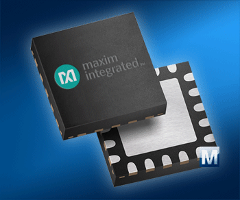Mouser First to Ship Maxim MAX11905, Industry's Fastest 20‑bit ADC